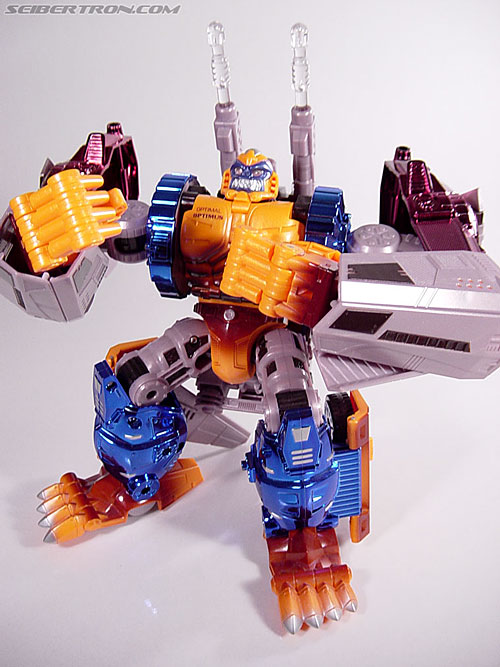 Transformers Beast Wars Metals Optimal Optimus (Image #28 of 109)