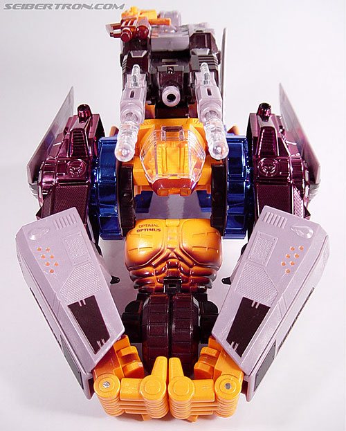 Transformers Beast Wars Metals Optimal Optimus (Image #32 of 109)