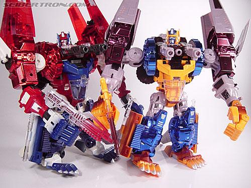 Transformers Beast Wars Metals Optimal Optimus (Image #108 of 109)