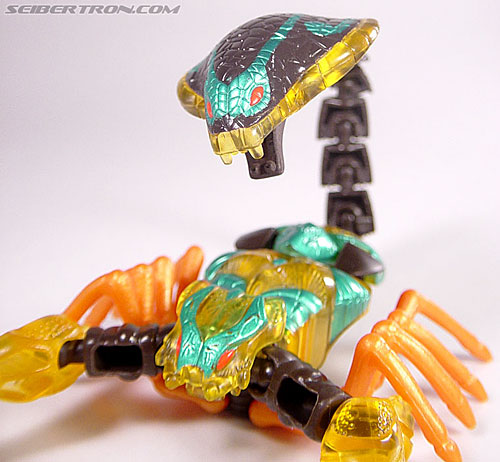 Transformers Beast Wars Metals Quickstrike (Image #21 of 81)