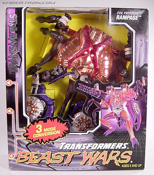 Transformers Beast Wars Metals Rampage (Image #1 of 163)