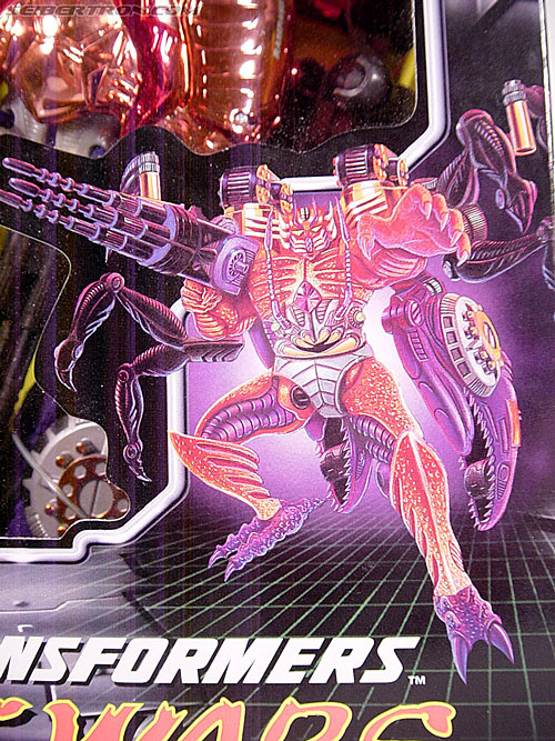 Transformers Beast Wars Metals Rampage (Image #3 of 163)