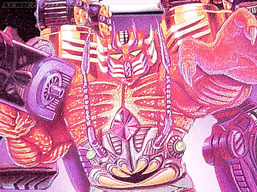 Transformers Beast Wars Metals Rampage (Image #5 of 163)