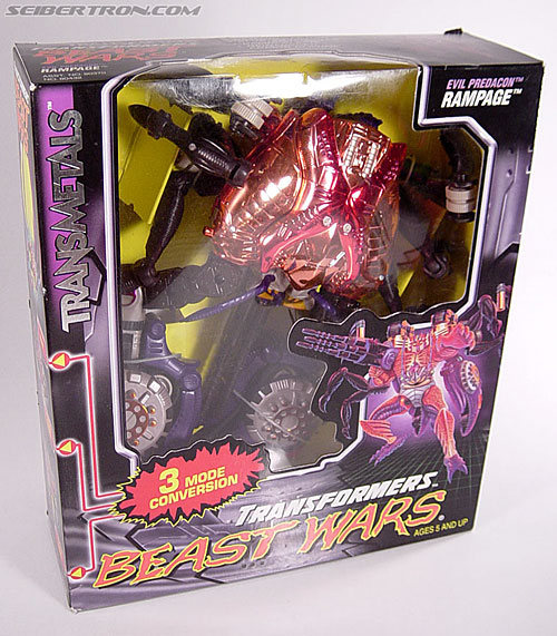Transformers Beast Wars Metals Rampage (Image #6 of 163)