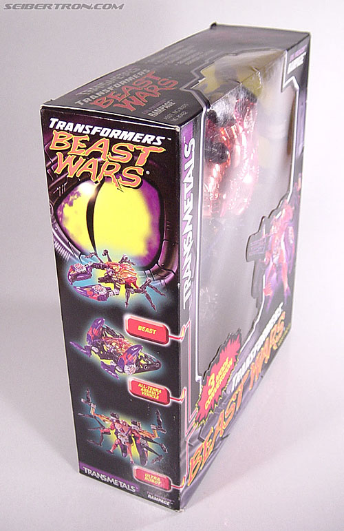 Transformers Beast Wars Metals Rampage (Image #7 of 163)