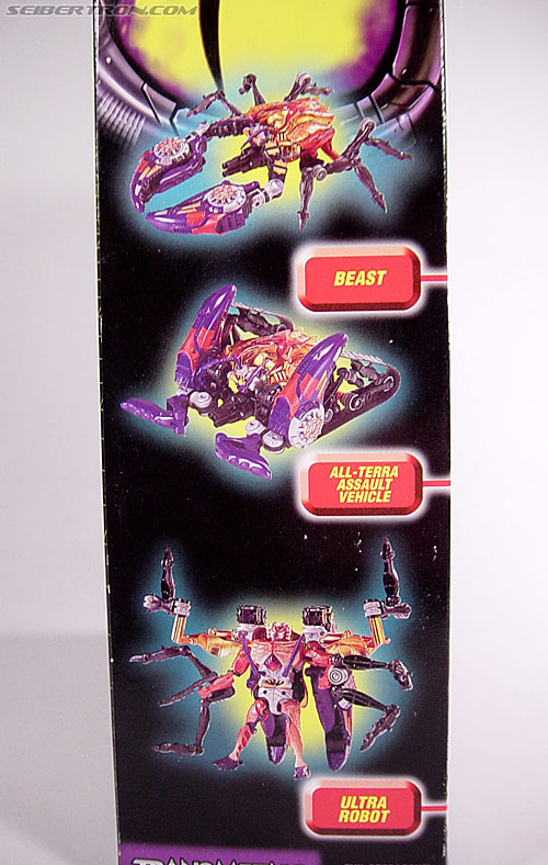 Transformers Beast Wars Metals Rampage (Image #8 of 163)