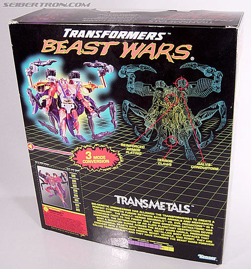Transformers Beast Wars Metals Rampage (Image #9 of 163)