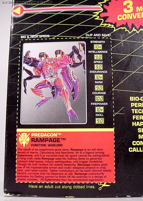 Transformers Beast Wars Metals Rampage (Image #13 of 163)