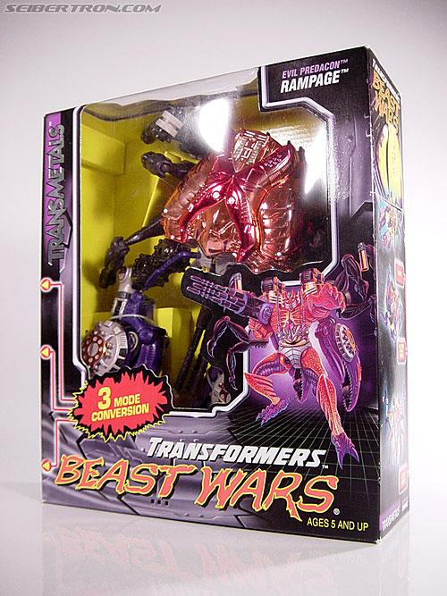 Transformers Beast Wars Metals Rampage (Image #17 of 163)