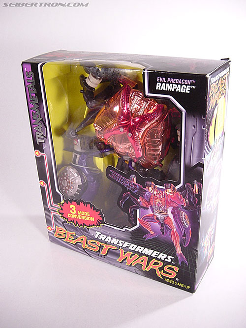 Transformers Beast Wars Metals Rampage (Image #18 of 163)