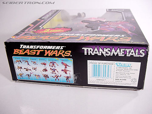 Transformers Beast Wars Metals Rampage (Image #20 of 163)