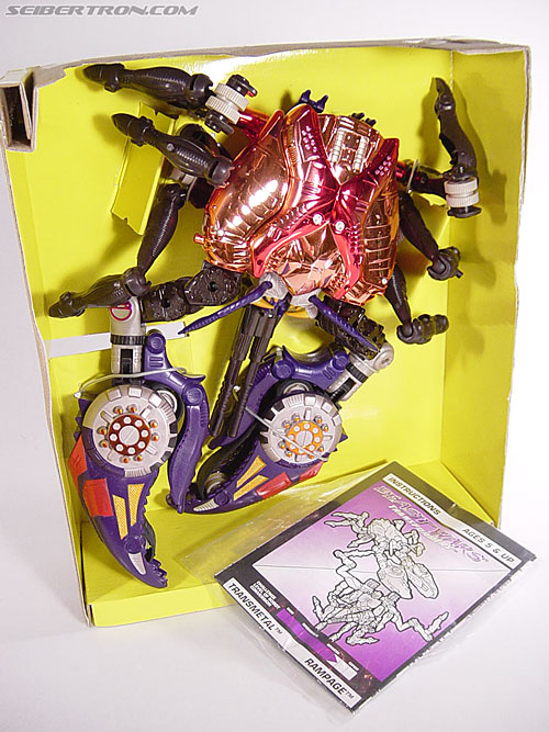 Transformers Beast Wars Metals Rampage (Image #23 of 163)