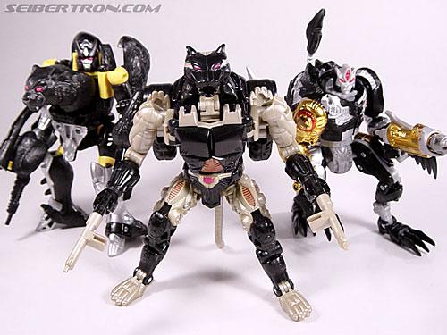 Transformers Beast Wars Metals Ravage  Jaguar   Image  112 of 112 Beast Wars Ravage