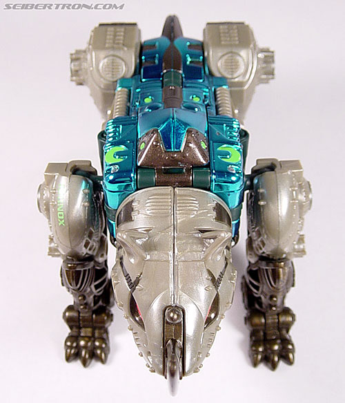 Transformers Beast Wars Metals Rhinox (Image #1 of 73)