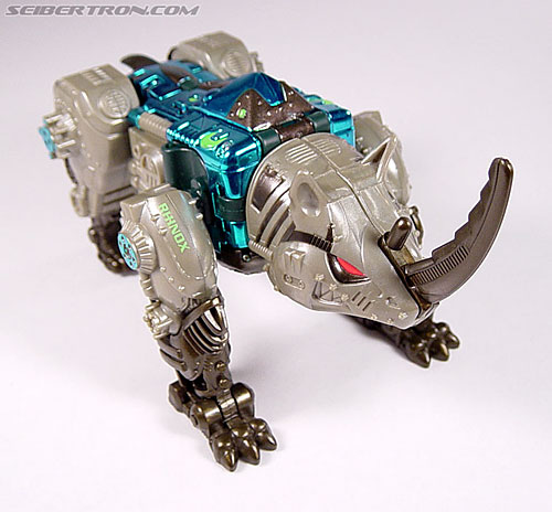 Transformers Beast Wars Metals Rhinox (Image #3 of 73)