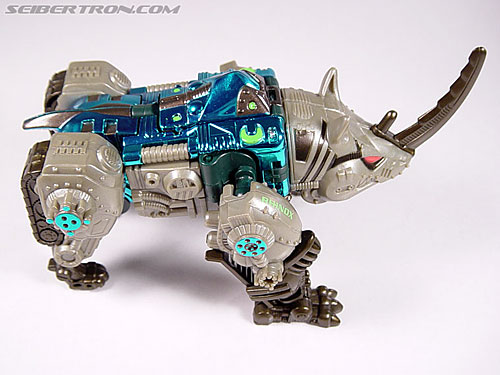Transformers Beast Wars Metals Rhinox (Image #4 of 73)