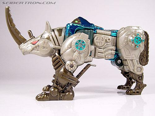 Transformers Beast Wars Metals Rhinox (Image #9 of 73)