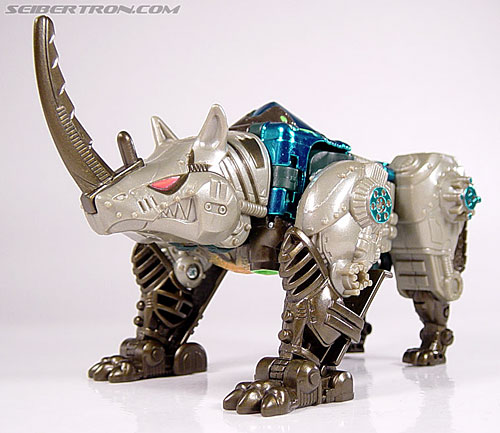 Transformers Beast Wars Metals Rhinox (Image #10 of 73)