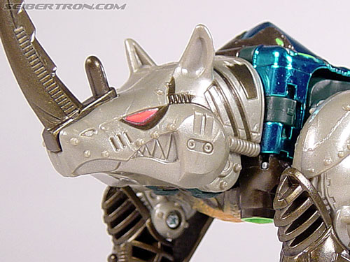 Transformers Beast Wars Metals Rhinox (Image #11 of 73)