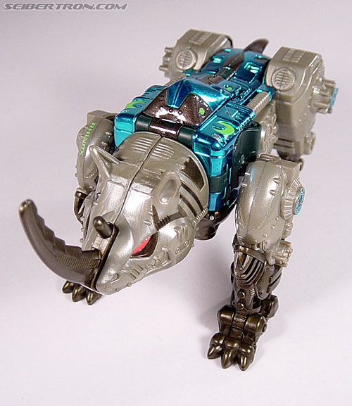 Transformers Beast Wars Metals Rhinox (Image #13 of 73)