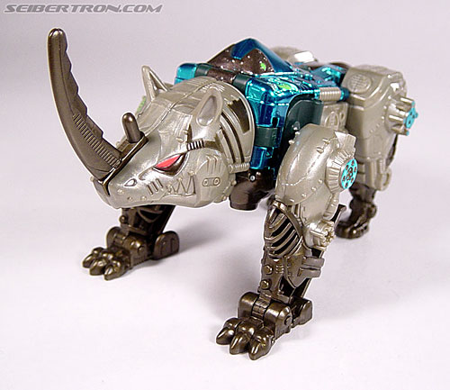 Transformers Beast Wars Metals Rhinox (Image #14 of 73)
