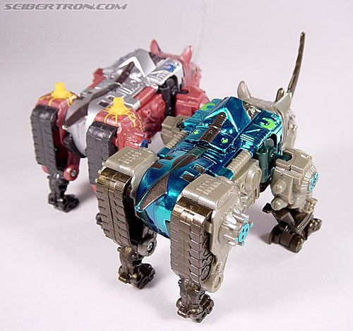 Transformers Beast Wars Metals Rhinox (Image #17 of 73)