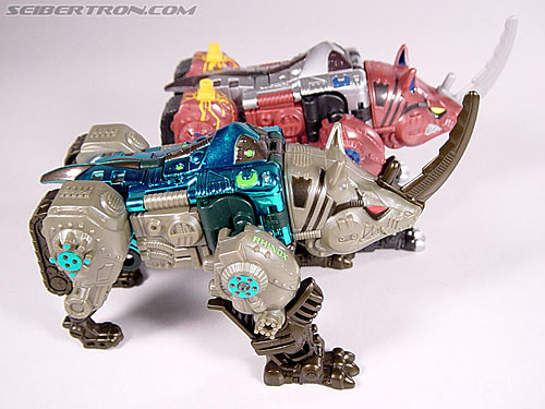 Transformers Beast Wars Metals Rhinox (Image #18 of 73)