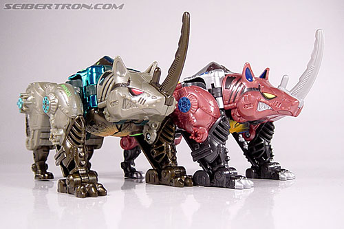 Transformers Beast Wars Metals Rhinox (Image #19 of 73)
