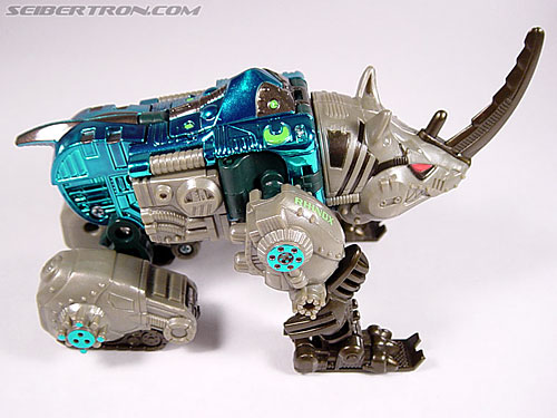 Transformers Beast Wars Metals Rhinox (Image #23 of 73)