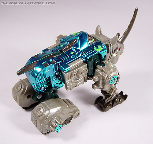 Transformers Beast Wars Metals Rhinox (Image #24 of 73)