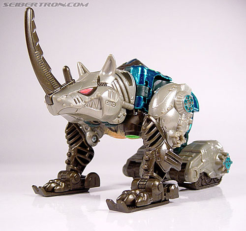 Transformers Beast Wars Metals Rhinox (Image #29 of 73)