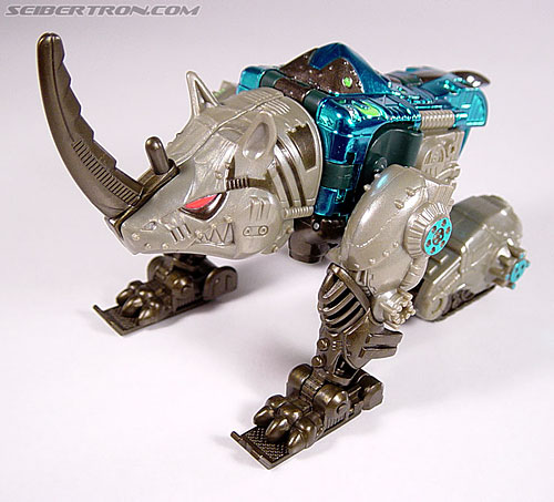 Transformers Beast Wars Metals Rhinox (Image #30 of 73)