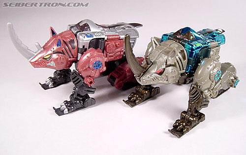 Transformers Beast Wars Metals Rhinox (Image #31 of 73)