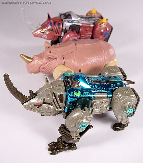 Transformers Beast Wars Metals Rhinox (Image #34 of 73)