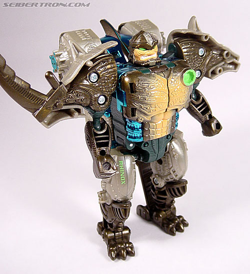 Transformers Beast Wars Metals Rhinox (Image #38 of 73)