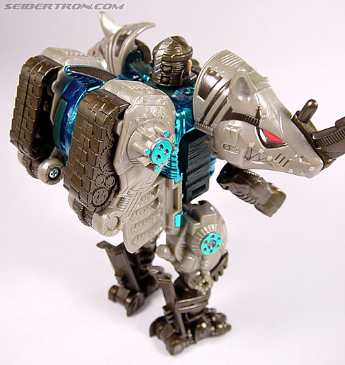Transformers Beast Wars Metals Rhinox (Image #41 of 73)