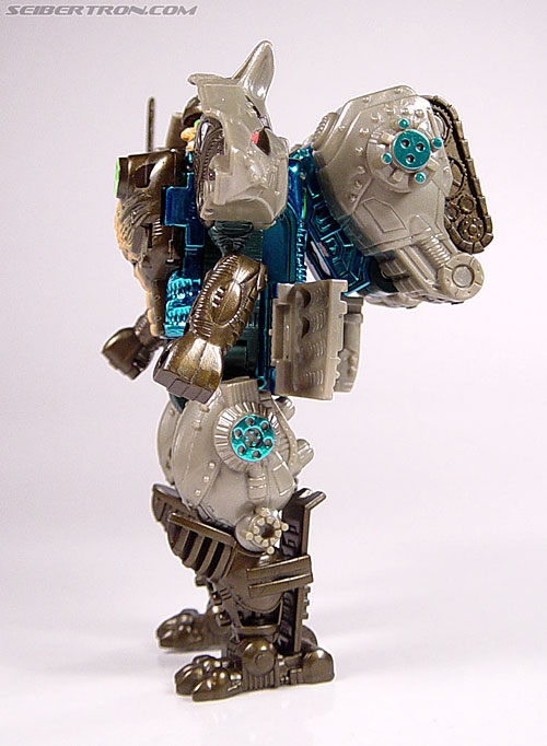 Transformers Beast Wars Metals Rhinox (Image #44 of 73)