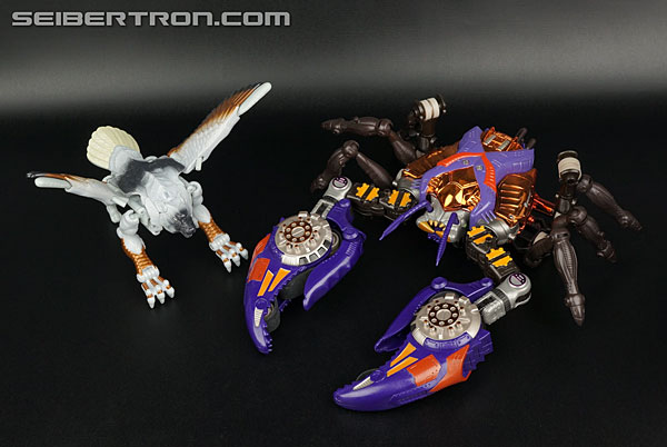 Transformers News: New Galleries: Takara Beast Wars Metals VS-41 Silverbolt and Rampage