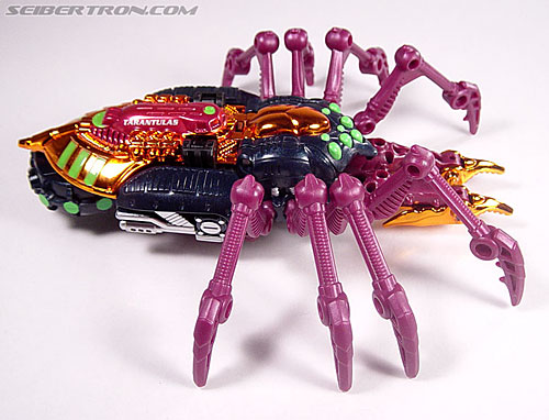Transformers Beast Wars Metals Tarantulas (Tarans) (Image #5 of 53)