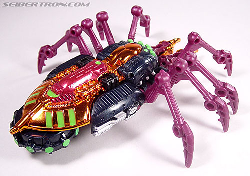 Transformers Beast Wars Metals Tarantulas (Tarans) (Image #6 of 53)