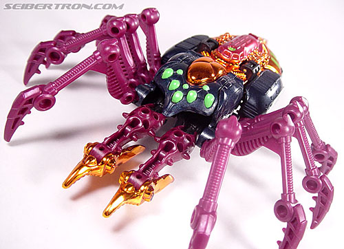 Transformers Beast Wars Metals Tarantulas (Tarans) (Image #13 of 53)