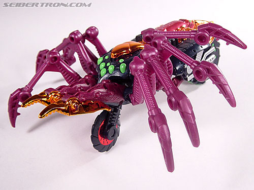 Transformers Beast Wars Metals Tarantulas (Tarans) (Image #30 of 53)