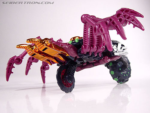 Transformers Beast Wars Metals Tarantulas (Tarans) (Image #31 of 53)