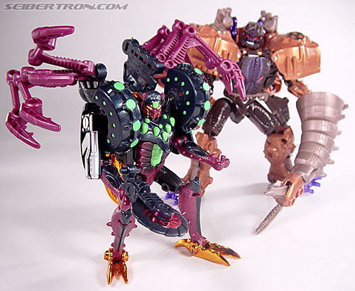 Transformers Beast Wars Metals Tarantulas (Tarans) (Image #50 of 53)