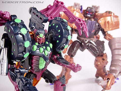 Transformers Beast Wars Metals Tarantulas (Tarans) (Image #51 of 53)