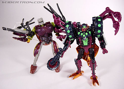 Transformers Beast Wars Metals Tarantulas (Tarans) (Image #52 of 53)