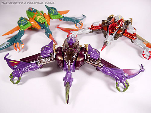 Transformers Beast Wars Metals Terrorsaur (Image #15 of 94)