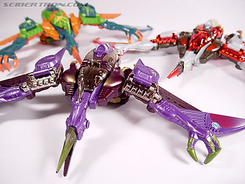 Transformers Beast Wars Metals Terrorsaur (Image #16 of 94)