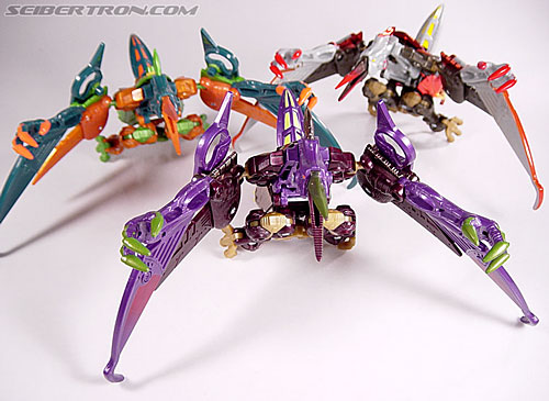 Transformers Beast Wars Metals Terrorsaur (Image #31 of 94)