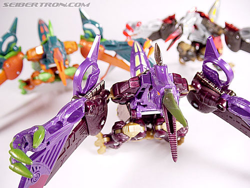 Transformers Beast Wars Metals Terrorsaur (Image #32 of 94)